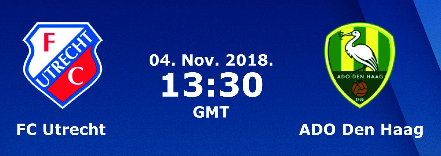 Met korting naar FC Utrecht – ADO Den Haag - 4 november