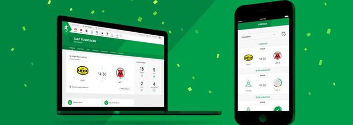 Heb jij de voetbal.nl app al gedownload?