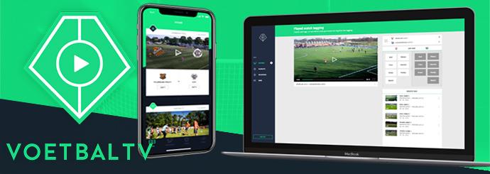 SV Eemnes is gestart met VoetbalTV