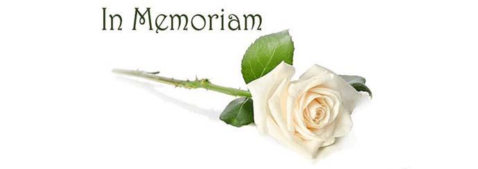 In memoriam Catharina Grob