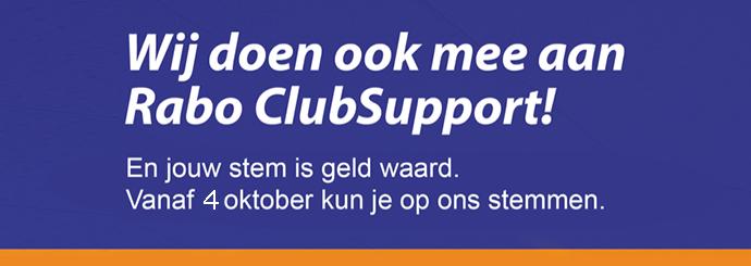 Stem op SV Eemnes met Rabo ClubSupport